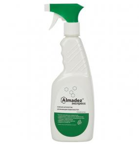 Алмадез - экспресс для поверхностей 500 ml