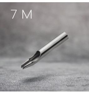 Наконечник стальной 7M