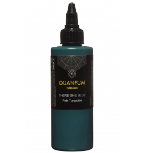 Quantum Tattoo Inks - There She Blue