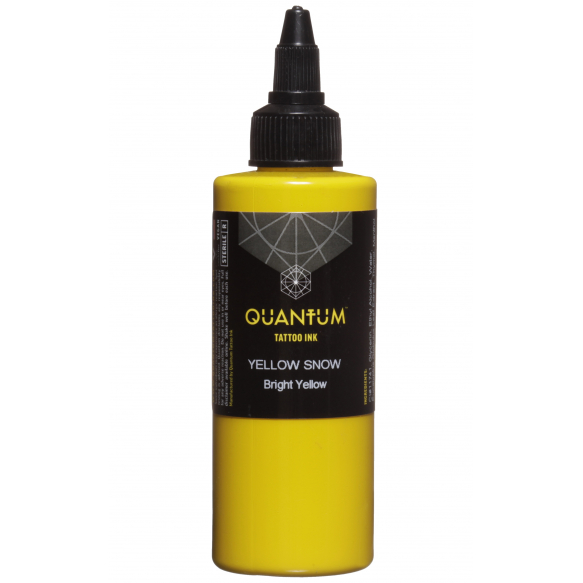 Quantum Tattoo Inks - Yellow Snow