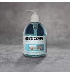 Мыло жидкое для рук Дезисофт 500 ml