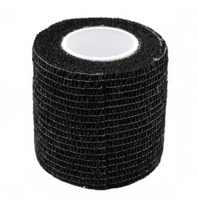 Бандажный бинт черный