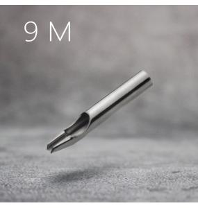 Наконечник стальной 9M
