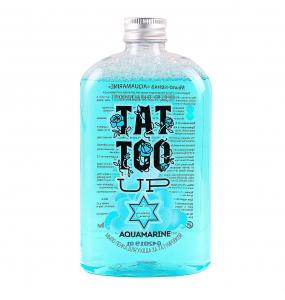 TATTOO UP мыло-концентрат AQUAMARINE 250 ml