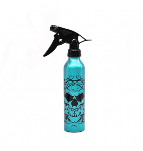 Бутылка для жидкости бирюзовая