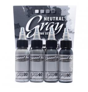 Eternal Neutral Gray Ink Set 4 Colors