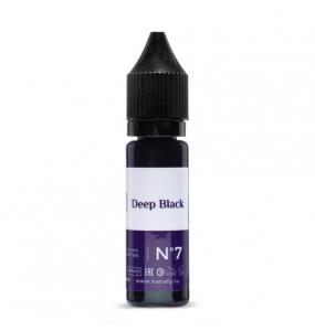Hanafy Colours Pigments № 7 - Deep Black