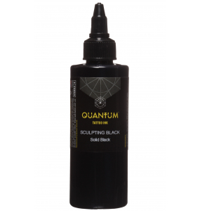 Quantum Tattoo Inks - Sculpting Black