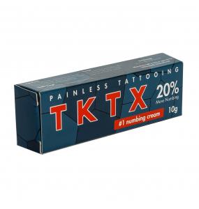 TKTX 20% — охлаждающий крем 10г.