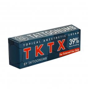 TKTX 39% — охлаждающий крем 10г.