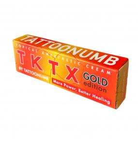 TKTX GOLD — охлаждающий крем 10г.