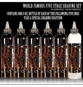 World Famous - Dark Greywash