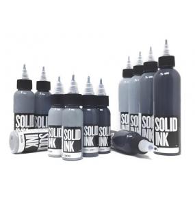 """SOLID INK """"Opaque Grey Set"""""""