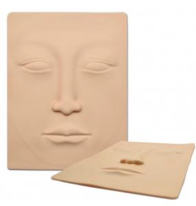 Искусственная кожа - модель лица