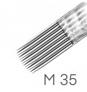 Иглы Magnum 35/35M (5 штук)