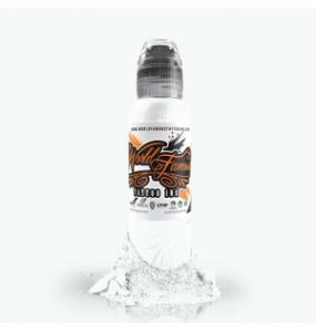 World Famous Ink Fuji Mountain Mixing White